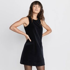 Marine Layer Cizon Velvet Shift Dress